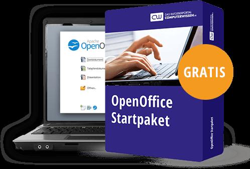Openoffice Startpaket